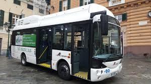 AMT Bus elettrico