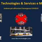 LIBRA e ManTra – Insieme per affrontare l'emergenza COVID19