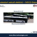 Manutentori veicolo elettrici – IVECO Orecchia: non c'è due senza tre…
