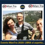 Evento ManTra 2020: LIBRA vi aspetta…