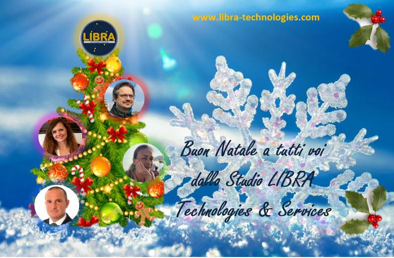 LIBRA - Buon Natale 2020