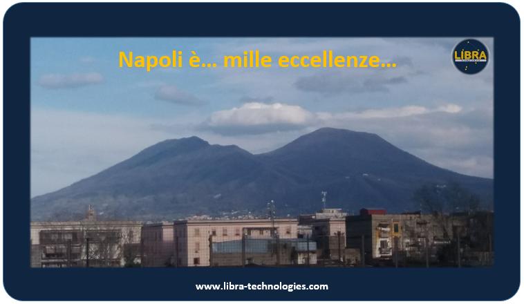 LIBRA - Trasferta Napoli marzo 2021