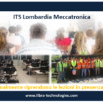 ITS Lombardia Meccatronica: finalmente riprendono le lezioni in presenza…