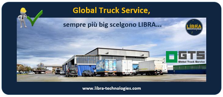 LIBRA - Global Truck Service Nettuno