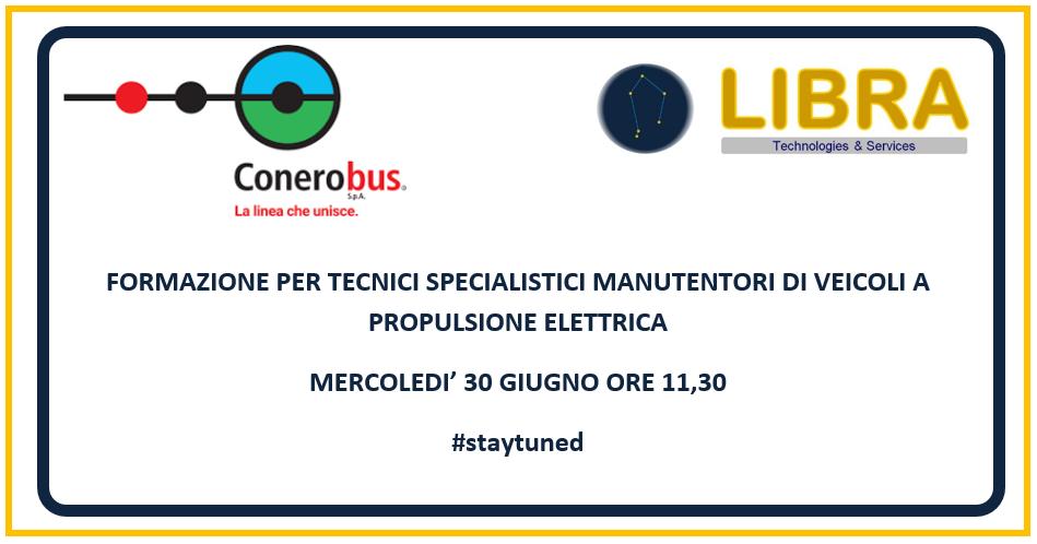 LIBRA - Webinar Conerobus - 30 giugno