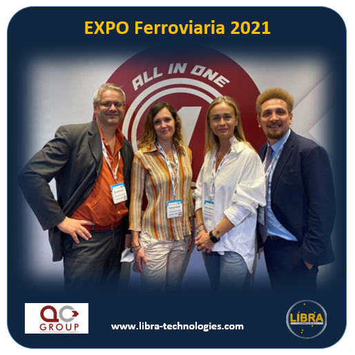 LIBRA - Expo Ferroviaria 2021 - AC Group