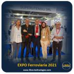 EXPO FERROVIARIA 2021: LIBRA e Superutensili, una partnership indissolubile…