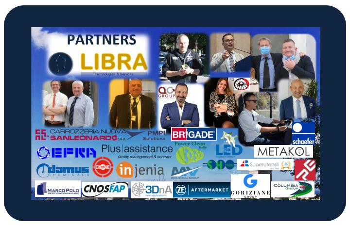 Partners LIBRA cornice