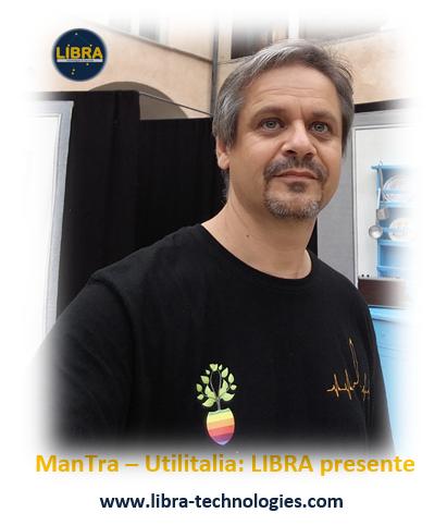 Libra - ManTra - Utilitalia