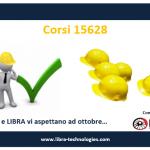 Corsi 15628 e Capi Squadra: AC Group e LIBRA vi aspettano ad ottobre…