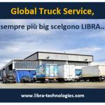 Global Truck Service, sempre più big scelgono LIBRA…