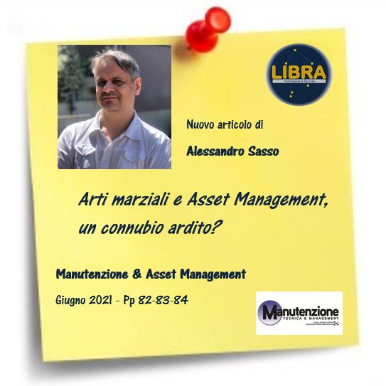 LIBRA - Nuovo articolo - Manutenzione giugno 2021
